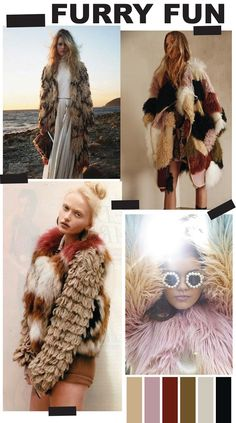 Source of inspirationsThe Gifts of Life | Chloe Pre Fall 15| Lolo Bu | Nasty Gal Faux Fur/Pearl...
