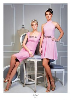 Pink women... Ss 15, Pink, Collection, Vintage, Women, Style, Fashion, Swag, Moda