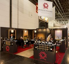 Stand champagne henri giraud prowein 2015 pinterest for Cuisinier wow guide