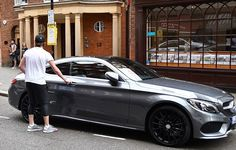 How much do you think the insurance costs? Brooklyn Beckham has only just passed his test and his first car will do do 0-62mph in 6.7 seconds! #brooklynbeckham #pgautomotive