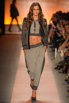 Izabel Goulart for Colcci fall/winter 2014 - Sao Paulo Fashion Week