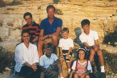 Luxembourg Germany, Prince Felix, Maria Theresa, Family Share, Princess Alexandra, Grand Duke, Past, Couple Photos, Royals