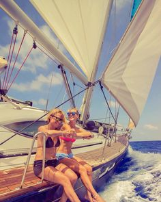 Why choose #yachtsandfriends? Because travel is our life and the sea is our home  #travel #sailing #sailaway #yachting #yachtlife #friends #family #warm #water #waterlust #wander #wanderlust #blue #beachlife #bikini #beachlife #explore #endlesssummer #summer #sailboat #sisters #italy #inspo #instatravel #travelandlife #travelgram #oceanside #seaview #thursdaymorning : @michelmolderphotography by yachtsandfriends