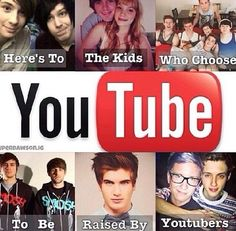 Go youtubers and all the fans that support them!