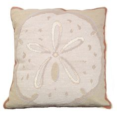 """<p> <span style=""""font-family: arial,helvetica; font-size: 10pt;"""">Needlepoint pillow, </span><span style=""""font-family: arial,helvetica; font-size: 10pt;"""">decorative throw pillow to accent your home, our Sand Dollar </span><span style=""""font-family: arial,helvetica; font-size: 10pt;"""">decorative throw pillows for your nautical home, coastal ..."""