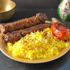 Persian Kabobs are the best in the world. Kabob Koobideh is a ground beef kabob and it's the most popular dish in all of Iran.