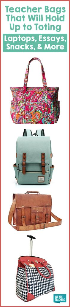 Teacher Bags Most Recommended by Educators - WeAreTeachers