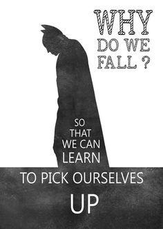 Batman Quotes Batman Print Batman Art by MotivationalTypo on Etsy