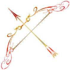 Heres the Ruby Bow and Fire Opal Arrow Heres the full scale part of [[link]