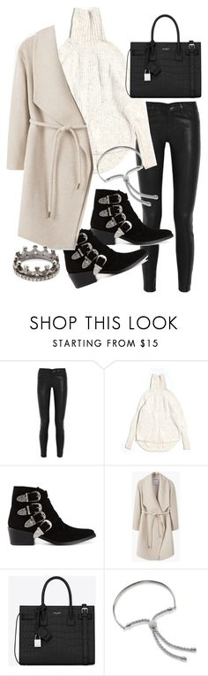 """Untitled #20269"" by florencia95 ❤ liked on Polyvore featuring Christian Louboutin, H&M, Toga, MANGO, Yves Saint Laurent, Monica Vinader and Loree Rodkin"