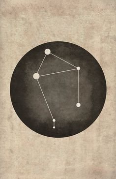Quinn libra constellation tattoo inspiration. Connecting stars I already have with white ink.