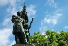 Praça D. Luís e Estátua do Marquês Sá da Bandeira (Lisboa) - Distrito de Lisboa   Guia da Cidade   Região de Lisboa