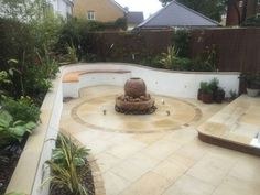Small garden in Caterham