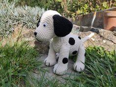 Crochet Animals, Lamb, Snoopy, Wool, Fictional Characters, Appliques, Amigurumi, Cat Crochet, Pet Dogs