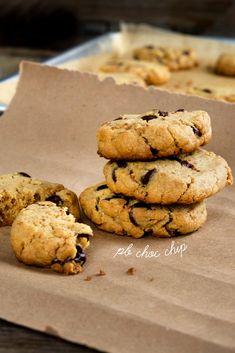 Gluten Free Peanut Butter Chocolate Chip Cookies (Gluten Free)