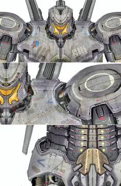 Pacific Rim Striker Eureka, Pacific Rim Jaeger, Gipsy Danger, Big Robots, Weapon Concept Art, God Of War, Godzilla, Hero Factory, Brass Knuckles