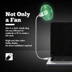 Home Appliance Parts Flexible Soft Blade Colorful Led Light Flash Usb Fan Cooling For Notebook Laptop Volume Large