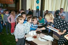 Школа этикета в Облаках #kids #family #party #fun #holidays #vremenagoda