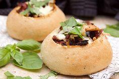 Geweldige gevulde Italiaanse bol! - bonapetit foodblog