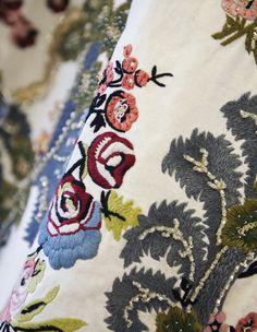 Maison Martin Margiela fabric | embellishment detail