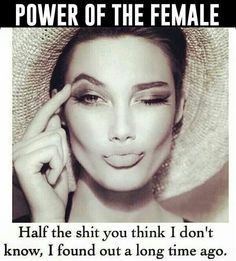 Power of the female