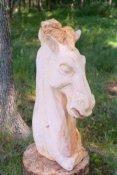 Horse Chainsaw
