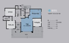 월간전원주택라이프 House Plans, Floor Plans, House Design, How To Plan, Architecture, Building, Home, Arquitetura, Buildings