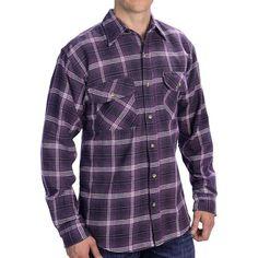 Kilimanjaro Brawney Tartan Plaid Flannel Shirt - Long Sleeve (For Men))