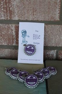 Ellie Badge