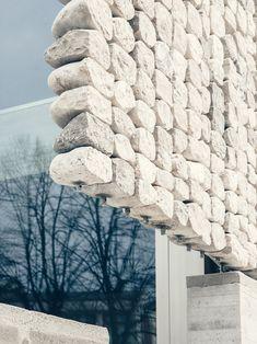 stefano pujatti reinterprets heritage buildings of northern italy with STONED stefano pujatti interpretiert mit STONED historische Gebäude aus Norditalien neu Architektur