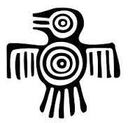 Stencils in Native American, Southwest and Mayan tribal designs for artists, crafters, classrooms and DIY home decor projects. Colombian Art, Native American Symbols, Aztec Art, Doodles Zentangles, Gourd Art, Mexican Art, Native Art, Pyrography, Nativity