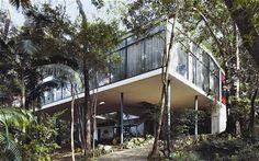 house of glass lina bo bardi - Pesquisa Google