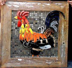 By Mosaic Artist Solange Piffer