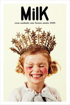 34 New Ideas Fashion Magazine Cover Ideas Fonts Inspiration Artistique, Milk Magazine, Fashion Magazine Cover, Magazine Covers, Baby Blog, Magazines For Kids, Illustration, Vanitas, Kid Styles