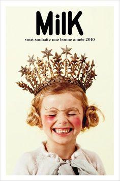 cute. milk magazine