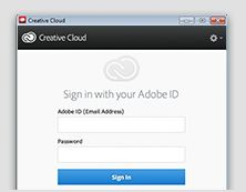 Join the Adobe Creative Cloud