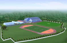 Image result for state of the art sports grounds