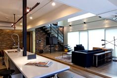 Lai Residence by PMK+Designers. Taiwan. Be sure check out the entire gallery. Woah!!