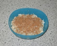Blumenkohl- Milchreis - 10WBC-Rezepte Teilnehmer-Kochbuch