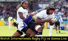Watch Internationals Rugby live Fiji vs Samoa  online Telecast on Saturday 18th June, 2016 at BC Place, I think, your are surfing internet for get your favorite teams match To Enjoy Fiji vs Samoa live Stream Internationals Rugby exciting match online. So, Don't miss watch Big Super Rugby Match Japan vs Canada Live Streaming Online Watch Internationals Rugby Direct On tv.  http://www.watchonlinerugby.net/