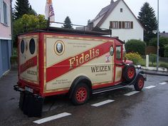 Tettnang, Germany, Beer truck by k4dordy, via Flickr
