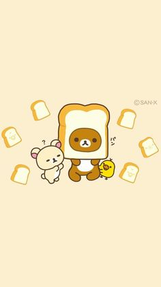 Image uploaded by 𝐆𝐄𝐘𝐀 𝐒𝐇𝐕𝐄𝐂𝐎𝐕𝐀 👣. Find images and videos about cute, beautiful and beauty on We Heart It - the app to get lost in what you love. Soft Wallpaper, Wallpaper Stickers, Kawaii Wallpaper, Iphone Wallpaper, Cute Wallpapers For Ipad, Cute Cartoon Wallpapers, Rilakkuma, Rilakuma Wallpapers, Japanese Characters