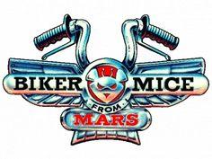 Biker mice from mars!!!!