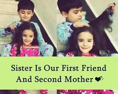 Sweet Sister Quotes, Sister Quotes Funny, Brother Sister Quotes, Funny Quotes, Brother And Sister Relationship, Sibling Quotes, Girly M, Siblings, Besties