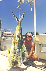 Richie - Captain Conch Charters