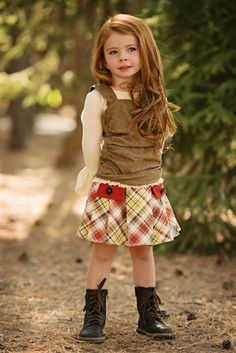 Persnickety Clothing - Sleveless Corset Top in Brown Cute Toddler Girl Clothes, Hippie Baby Clothes, Modern Baby Clothes, Designer Baby Clothes, Toddler Girl Dresses, Little Girl Dresses, Toddler Outfits, Toddler Girls, Baby Girl Fashion