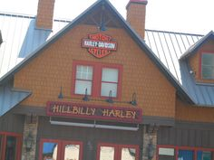 Hillbilly Harley - Gatlinburg TN 2011
