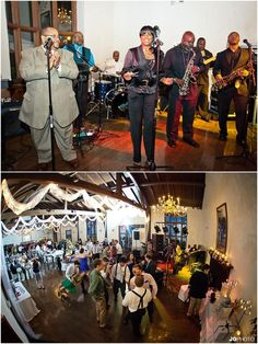 The Entice Band wedding music in Knoxville TN. Contact Special Notes Entertainment for wedding music and Knoxville DJs.