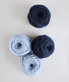 This 19-micron merino wool is as fine and tender as they come. It's spun by hand, which makes the yarn durable while retaining its softness and quality.