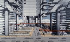 Unbuilt cities: the outrageous highway schemes left as roads to nowhere | Cities | The Guardian